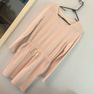Abercrombie sweater dress, medium-tall